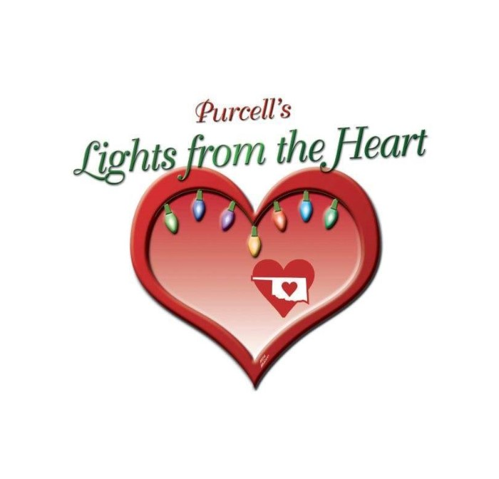 Purcell's Lights from the Heart Logo