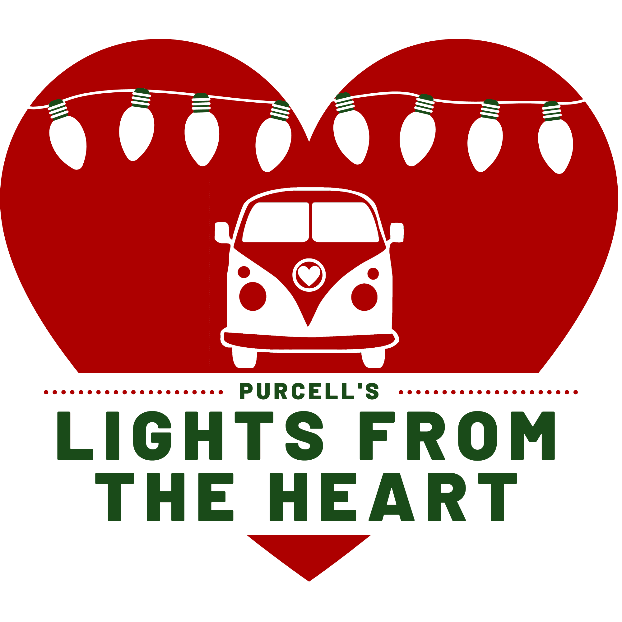 PURCELLS LIGHTS FROM THE HEART LOGO 2020