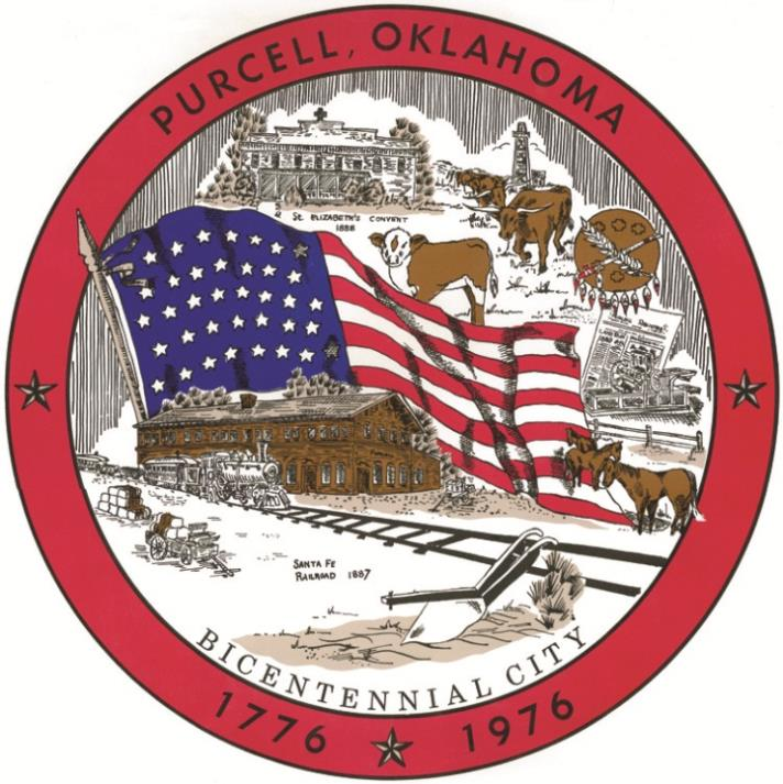 Purcell Oklahoma Bicentennial City